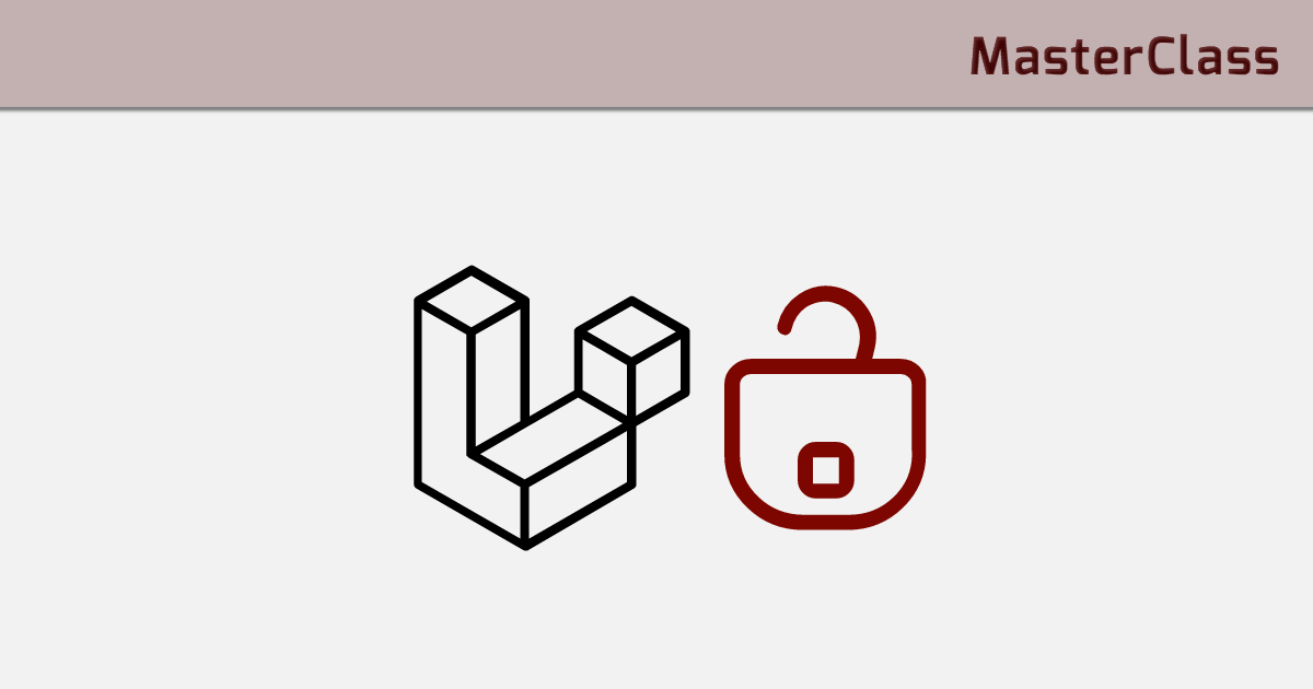 MasterClass: Aplicación Passwordless con Laravel 7