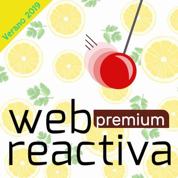 Web Reactiva Premium Verano