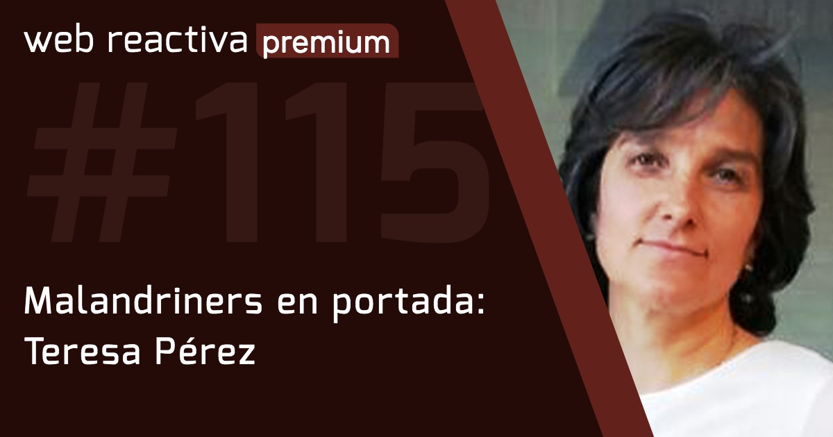 WRP 115. Malandriners en portada: Teresa Pérez