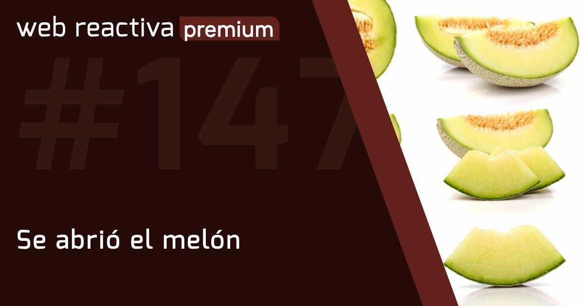 WRP 147. Se abrió el melón